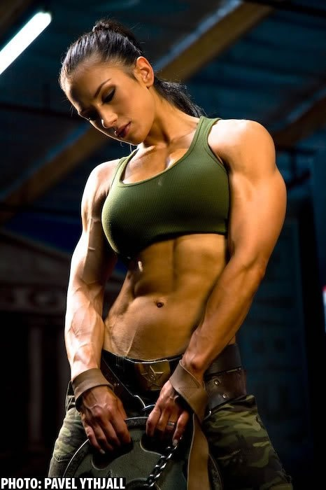 Great article about women and weights!