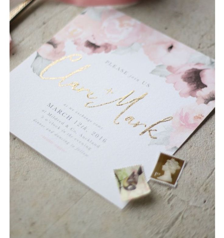 Just My Type Wedding Stationery and Wedding