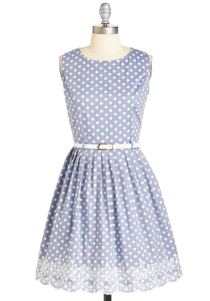 Newcomer Novella Dress   Mod Retro Vintage Dresses   ModCloth.com