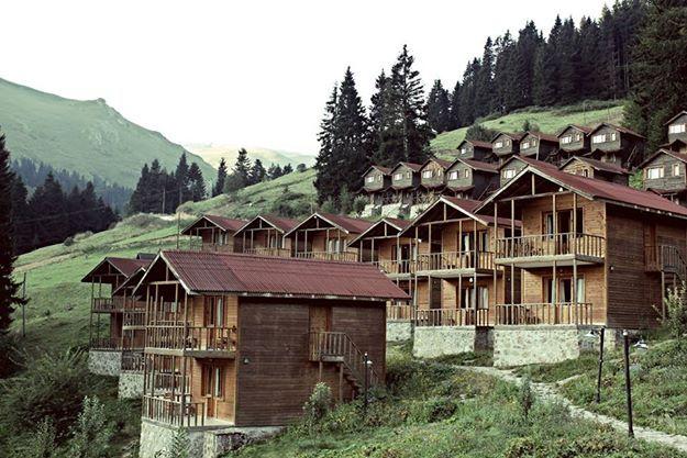 Trabzon / Zigana mountain