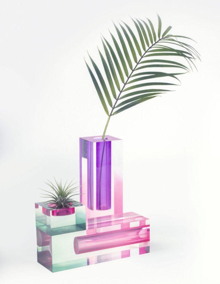 Mellow Vases: A Story of Blending Light...