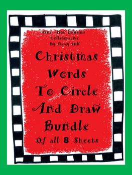 Merry Christmas!!A little Christmas spirit. A little word recognition. A little creative drawing.A good holiday recipe to support simple seasonal learning.Good for seat work, center work, or for after other learning tasks are completed. Best for Primary Grades.One Arts Infusion Collaborative seeks to create original poetry, music, and other resources to support and enhance curricular content, celebrate holidays, stir imaginations, and help make meaningful connections to learning.