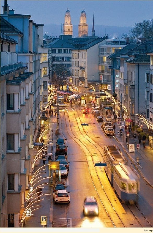 Seefledstrasse Zurich Switzerland 214 best Swiss Cities