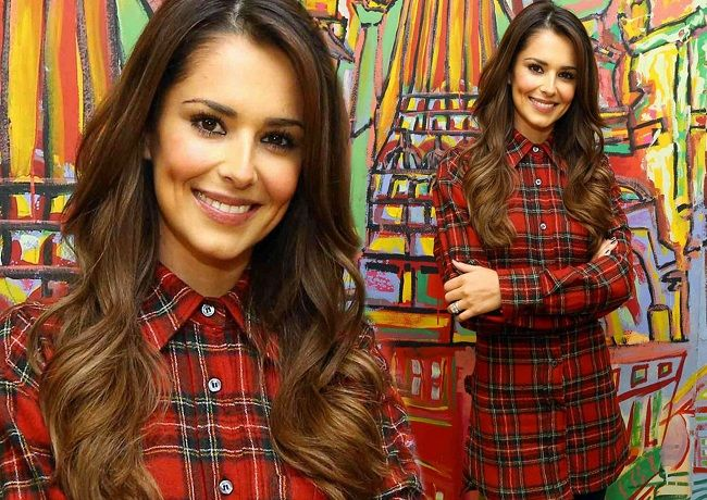 English Cheryl Fernandez emerged after Sudden Disappearance and Made Wrong her Pregnancy Rumors