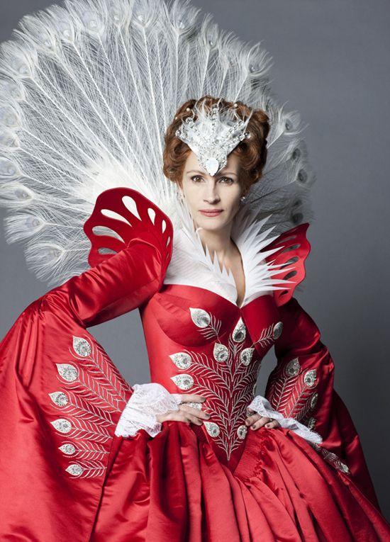 RIP Eiko Ishioka - Costume Designer for movies like Mirror, Mirror ; Dracula ; The Immortals ; The Cell.