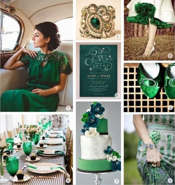 68 best wedding colors images on pinterest marriage boyfriends 12 stunning combinations for color schemes for fall weddings junglespirit
