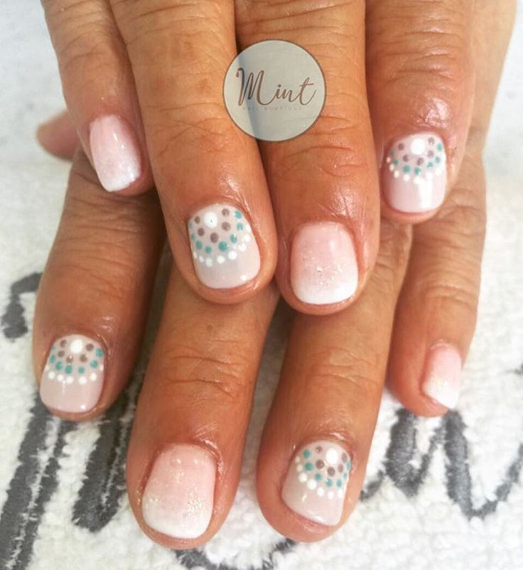 M s de 25 ideas incre bles sobre esmaltado permanente en pinterest u as gelish manicura - Unas permanentes decoradas ...