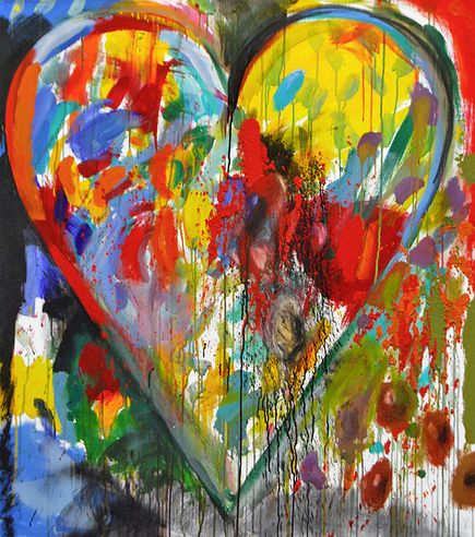 Art-Monie: Jim Dine