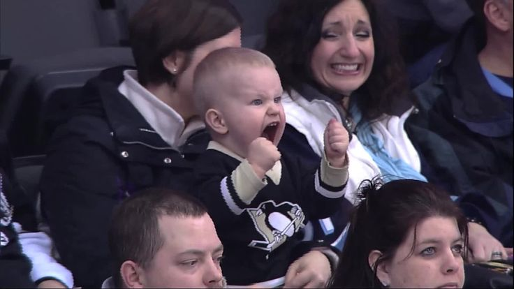little boy at hockey game - Google Search