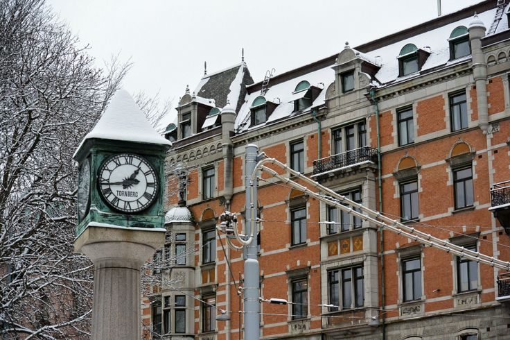 Bowtie diary: Stockholm, jag gillar dig.