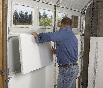 SAVE ENERGY   SAVE $$   How To Do A Simple Garage Insulation Project.