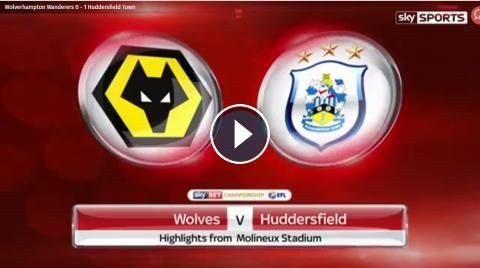Full-Time: Wolverhampton vs Huddersfield Highlights and All Goals Online - Sky Bet Championship - 25 April 2017 - FootballVideoHighlights.com. You are...