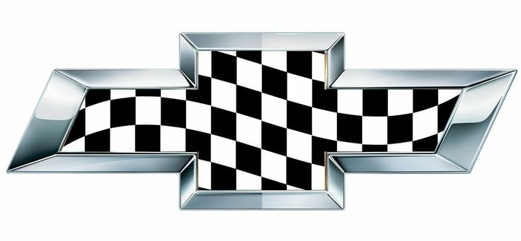 checkered flag chevy bowtie autos post. Black Bedroom Furniture Sets. Home Design Ideas
