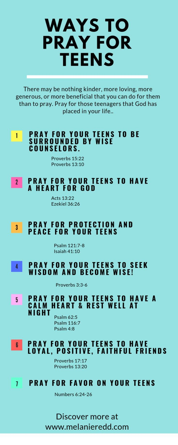 How to Pray as Parents of Teenagers – Ministry of Hope with