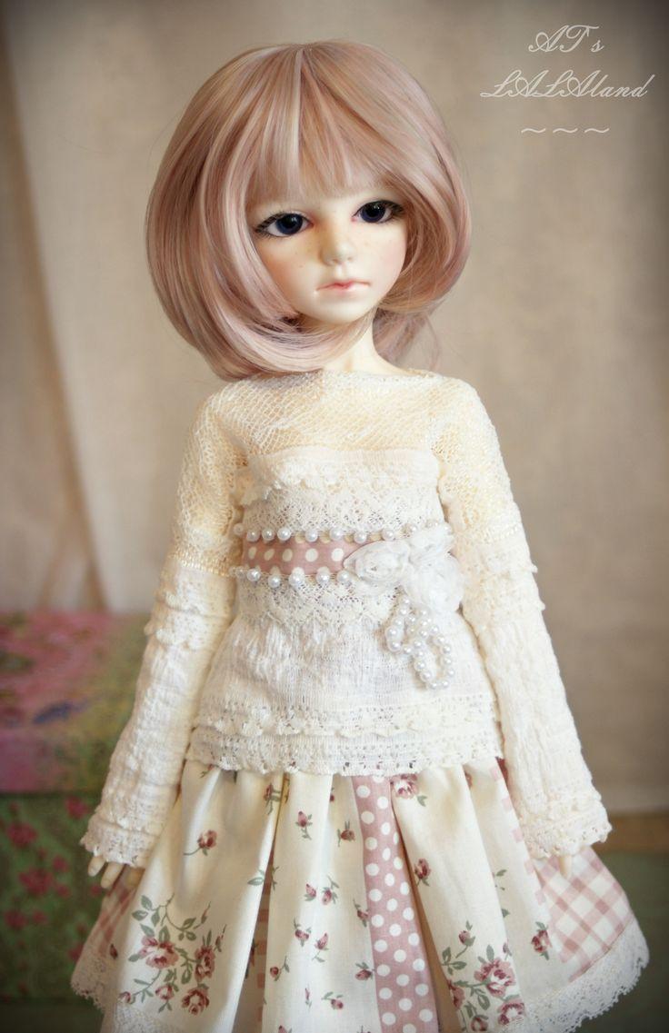 Planetdoll Emma dress made by AT's LALAland