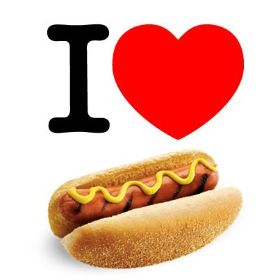 Repin if you agree! Don't forget #HotDogDay is on July 23rd!