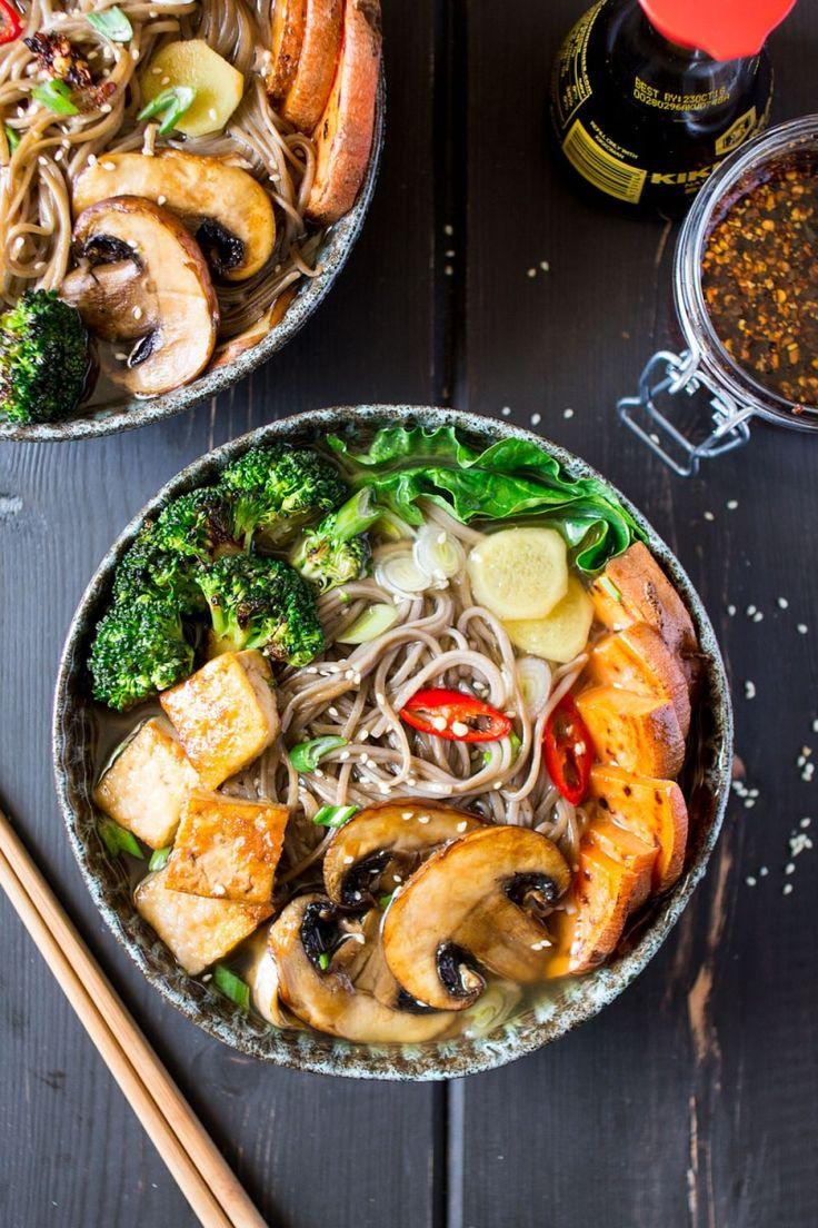 49 recettes avec du tofu à essayer Vegan asian recipes