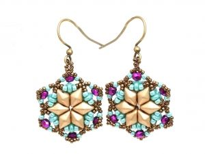Diamonduo earings