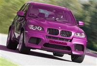 X5 BMW with pink color! David always said he wanted an X5!!!