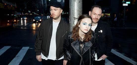 """CHVRCHES > Nouvel Album """"Love Is Dead"""" le 25 mai // Nouveau Single """"My Enemy"""" disponible / CHANSON MUSIQUE / ACTUALITE"""