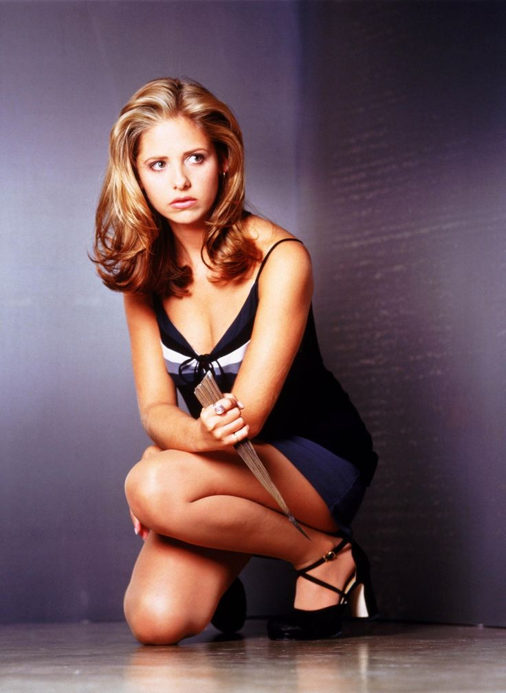 Buffy- I always wanted to save the world and be a vampire slayer when I was younger.