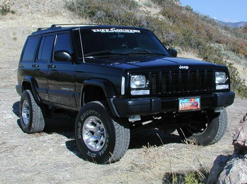 3.5 lift kit jeep liberty | below is jeep cherokee with a 3 5 inch tuff country lift kit