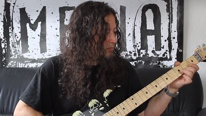 "QUEENSRŸCHE: 'Arrow Of Time' Guitar Playthrough Video QUEENSRŸCHE: 'Arrow Of Time' Guitar Playthrough Video A guitar playthrough video of the QUEENSRŸCHE song ""Arrow Of Time"" courtesy of the band's guitarist Michael Wilton can be seen below. The track is taken from QUEENSRŸCHE 's new album ""Condition Hüman"" which debuted at No. 27 on The Billboard 200 chart having shifted 14000 equivalent album units in the week ending October 8. The Billboard 200 ranks the most popula..."