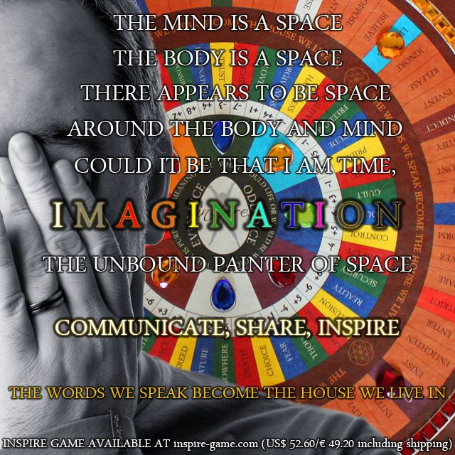 Inspire game is a space to come together to communicate, share and inspire each other. A board game to share thoughts and ideas about life, it's meaning and possibilities. To question reality as the words we speak shape the reality we choose to exist.