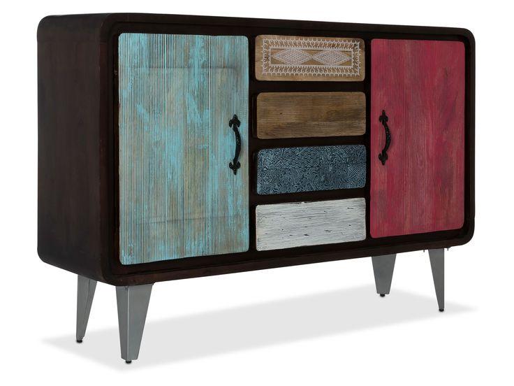 Sideboard UMA in braun Mango   von Casa Nova und Esszimmer günstig online kaufen bei TRENDS.de