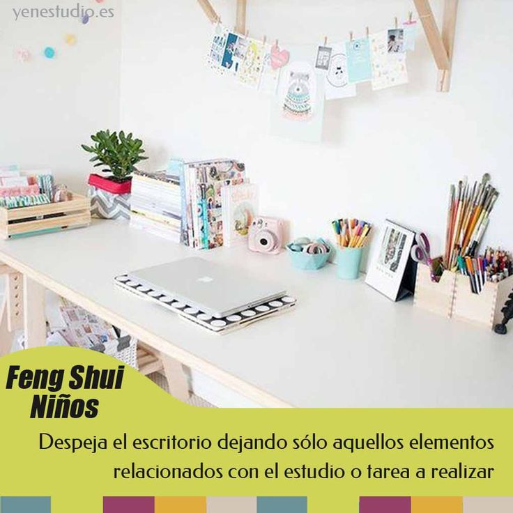 15 best feng shui ni os images on pinterest escritorios for Como dormir segun el feng shui