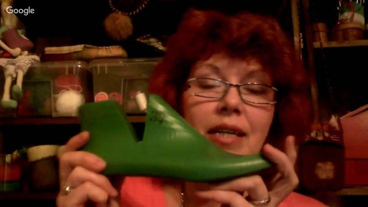 Колодки для валяния обуви своими руками