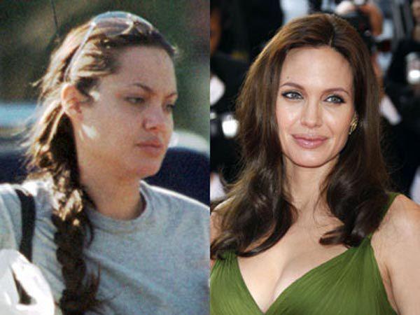 Post de hoje:  28 Fotos de Angelina Jolie Sem Maquiagem De a Sua Opinião! #maquiagemangelinajolie  Veja no link  http://maquiagenspassoapasso.com.br/33-fotos-de-angelina-jolie-sem-maquiagem/