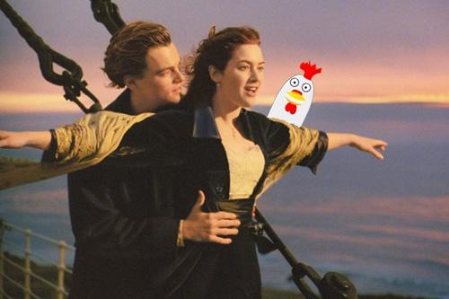 Sur le Titanic !