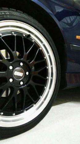 BMW 520i - Troco preços usados