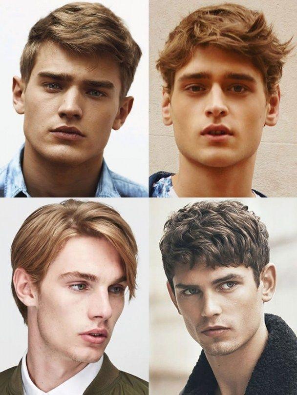 Frisuren Fur Dreieckige Gesichter Manner Gesichtsform Haarschnitte Fur Ovale Gesichter Frisur Gesichtsform
