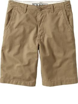 Mens Khaki Shorts | Old Navy