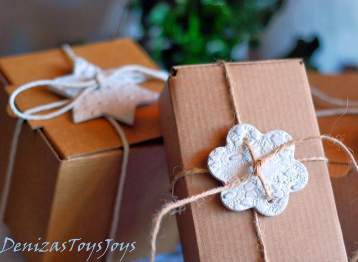 Изготовление бирок из полимерной глины для упаковки товаров и подарков. Декор для пасхальных букетов и венков.. Обсуждение на LiveInternet -...