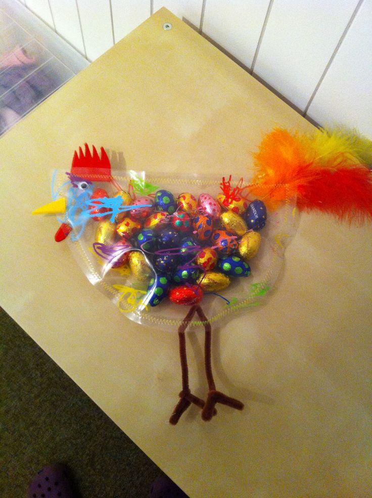 Schoggi-Eier-Huhn