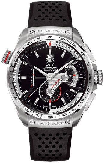 CAV5115.FT6019 TAG Heuer Grand Carrera Cal 36 RS Caliper Mens Watch. >> Price : $ 9.750,00