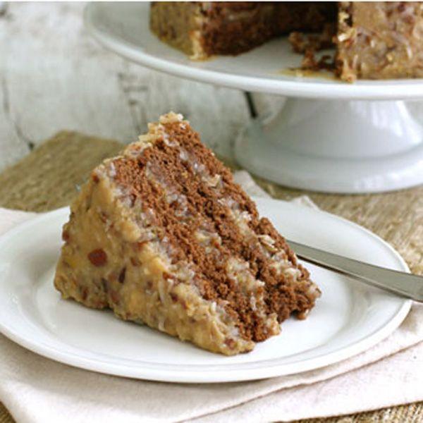 German Chocolate Cake Recipe From Scratch