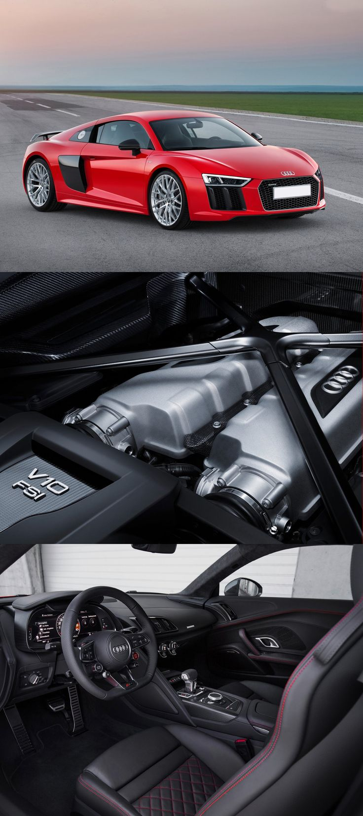A devastatingly fast audi it s an r8 supercar for more detail http