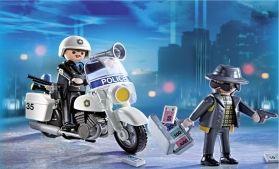 Playmobil Βαλιτσάκι Αστυνομία (5891)- 10.99