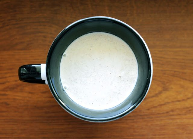 Owsiany jogurt DIY