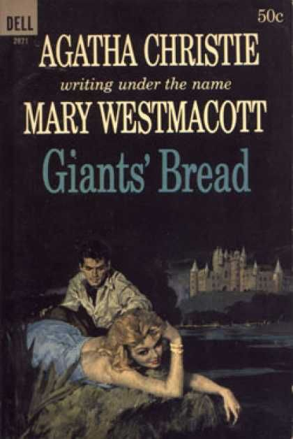 Agatha Christie wrote under the name Mary Westmacott also. Good to know!