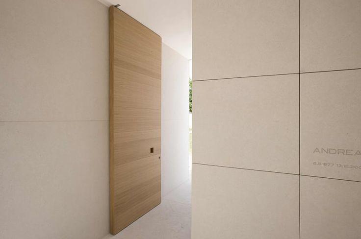 Bianco + Gotti architetti, Luca Santiago Mora · Due cappelle