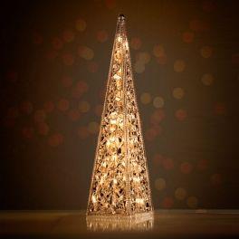 Pirâmide LED Decorativa