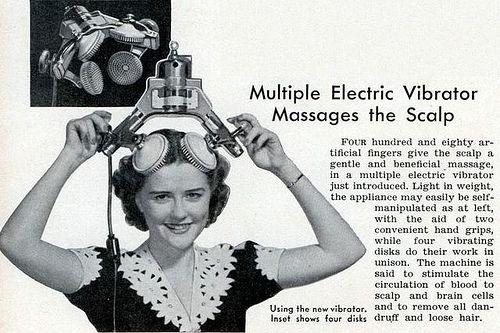 Multiple Electric Vibrator