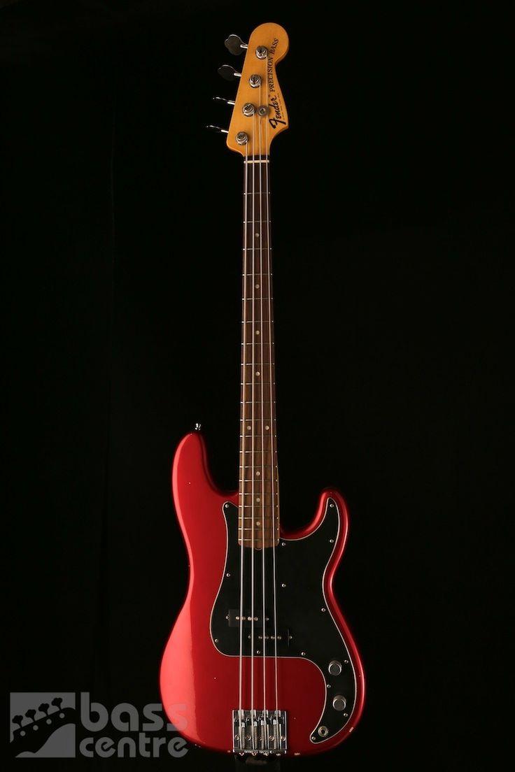FENDER NATE MENDEL PRECISION BASS   Bass Centre