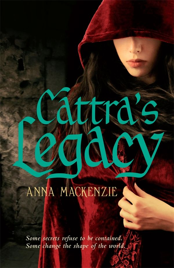 Cattra's Legacy by Anna Mackenzie is a magnificent #YoungAdult #fantasy adventure story. With a #romance at its heart, this #book is a page-turner.