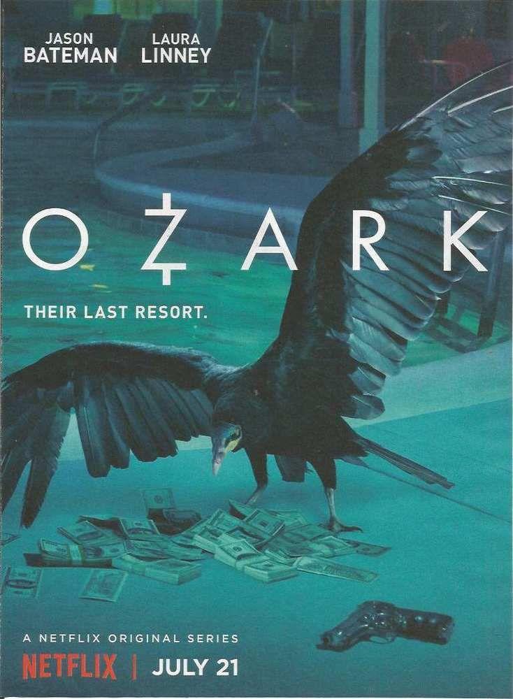 Ozark...........brilliant..